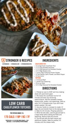 Easy healthy breakfast ideas on the good day song High Protein Recipes, Protein Foods, Easy Healthy Recipes, Easy Dinner Recipes, Low Carb Recipes, Healthy Snacks, Easy Meals, Healthy Eating, Macro Friendly Recipes