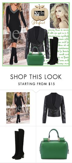 """""""s7"""" by ena-ena ❤ liked on Polyvore featuring Crate and Barrel, Sheinside, polyvoreeditorial, PolyvoreMostStylish and shein"""