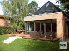 Die 70 Besten Bilder Von Anbau Architecture Design House Design