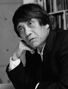 Japanese architect, Tadao Ando 安藤忠雄