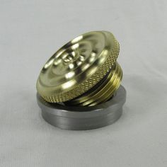 Motorcycle Custom CNC RIBBED BRASS Gas Fuel Tank Cap STEEL Bung Chopper Bobber | eBay Motors, Parts & Accessories, Car & Truck Parts | eBay!