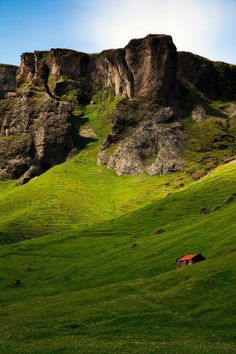 Towering Peaks, Iceland