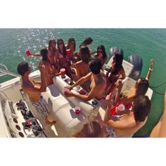 Heading to New Orleans for a special party weekend? Are you looking for something unique to do with a group of friends? Joe Rug's Water Adventures have the BEST party boat in the NOLA area! You can't beat this deal either - when you book with a group of 10 or more, with this deal the first beer is on us! http://dealz.bz/5n