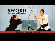 Sword Fundamental Training (YMAA Jian) Dr. Yang, Jwing-Ming