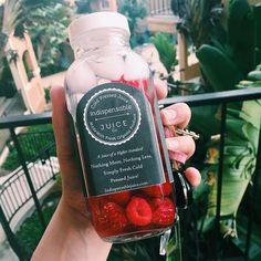 Raspberry Detox Alkaline Water for the win ❤️ @detoxwater #VSCOcam #coldpressed #coldpressedjuice #juicedetox #infusedwater #healthyeating #greenjuice #love #kale #nutrition #wholefood #juicebar #drinkyourveggies #smoothies #cleanse #organic #greens #glutenfree #diet #vegetarian #juiceup #fitfam #gym #vegan #entrepreneur #IndispensableJuice #local #LosAngeles #alkalinewater #detoxwater