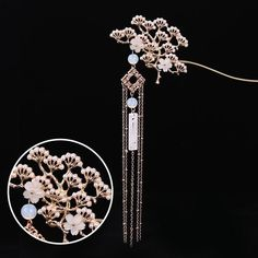 Hair Accessories For Women, Wedding Hair Accessories, Jewelry Accessories, Fashion Accessories, Accessories Online, Jewelry Design, Hanfu, Hair Clasp, Japanese Jewelry