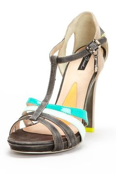 Diesel Jungle Belts Cucu T-Strap Sandal....bought a dress today that these are perfect for...booo