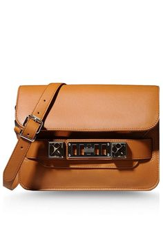 Ten new classic bags to add to your collection, including this Proenza Schouler bag, here: