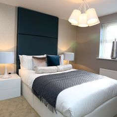 The first floor has two double bedrooms and a single #bedroom. #Strata