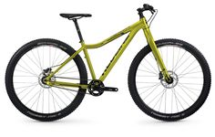 2015 Redline Monocog Al single speed bicycle