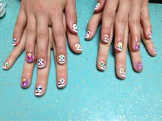 Nails Y'all in Austin, TX. Get fancy!  nailsyall@gmail.com  7817 Rockwood Ln., Suite #310 ATX 78757