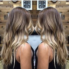 Walnut tones. Color and cut by @styledbycarolyn  #hair #hairenvy #haircolor #highlights #blonde #bronde #balayage #newandnow #inspiration #maneinterest