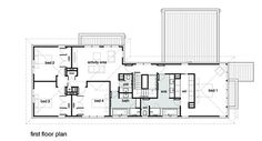 Casa moderna de cuatro dormitorios