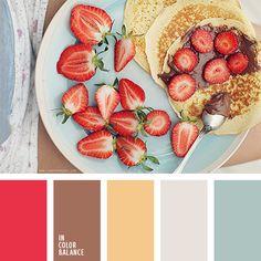 Цветовая палитра №1538