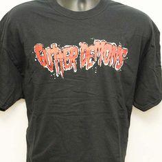 Gutter Demons Merch - Man T-Shirt - Reg Logo - IF Merch Psychobilly, Demons, T Shirt, Logos, Mens Tops, Fashion, Moda, Tee, Devil