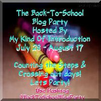 Join me during the #BackToSchoolBlogParty and have your brand and products promoted to thousands of new possible consumers!! Email me at AutoFaerie@gmail.com or visit my Event page at the attached link! I hope to see you there!!