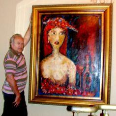 Own a Laubar painting Phone Laurens @ + 27 763108800 Studio, Painting, Phone, Art, Art Background, Telephone, Painting Art, Kunst, Studios