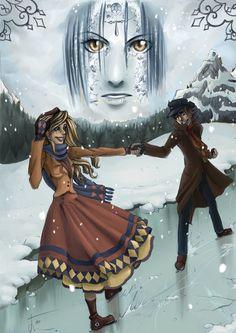 Sorta Snow Queen by jezebel-polizia