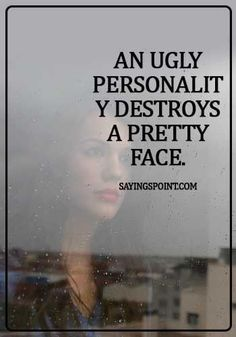Here is a list of best Personality Sayings that might interest you.An ugly personality destroys a pretty face. Style is a reflection of your attitude and your personality. We Fall In Love, Falling In Love, Henny Youngman, Personality Quotes, Brian Tracy, Have Faith In Yourself, Hate People, Declaration Of Independence, Scott Fitzgerald