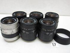 5L207FB SIGMA 28-80mm F3.5-5.6 レンズまとめて6本ジャンク_画像1