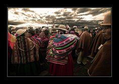 Asuncion de Evo Morales Tiwanacu La Paz Bolivia