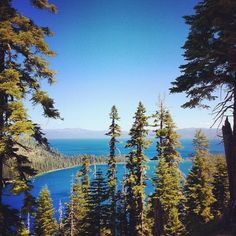 There's no place like Tahoe