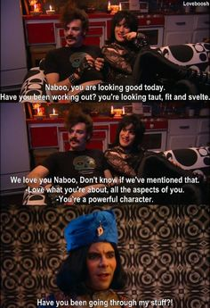 Naboo, you are looking good today!