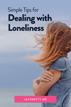 What to do when you are feeling lonely, feeling isolated and fearful? Jay Shetty shares tips and advice to help you maintain a sense of calm and peace when dealing with social distancing and stressful situations. Learn how to take advantage of solitude to focus on mindset, self-development and personal growth. Text Jay Shetty 310-997-4177. #jayshetty #onpurposepodcast #loneliness Feeling Isolated, Feeling Lonely, Dealing With Loneliness, Feeling Rejected, Feeling Left Out, Positive Motivation, Positive Inspiration, Coping Skills, Staying Positive