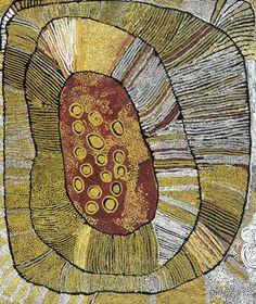 Naata Nungurrayi, Marrapinti, 2002, Synthetic polymer on Belgian linen, 183 x 152 cm. Aboriginal Art, Lawson~Menzies, Sydney.