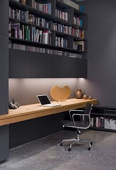 Indirect Lighting for Study. Looks ambiencetic :)