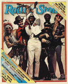 Rolling Stone magazine, April 19, 1979 — Village People