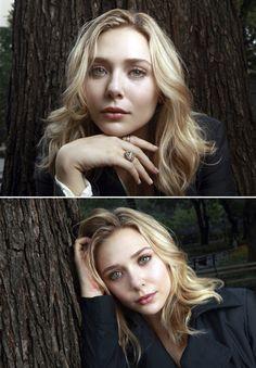 Elizabeth Olsen....I think she's pretty
