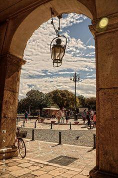 Corfu Greece, Paradise, Arches, Travel, Greece, Fotografia, Corfu, Viajes, Arch