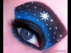 When you wish upon a star - Makeup Tutorial. Youtube channel: http://full.sc/SK3bIA