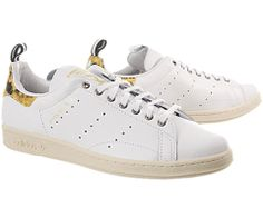 Love these Stan Smith M's - forget the usual that were all the rage at fashion week - the leopard kicks these up a notch!