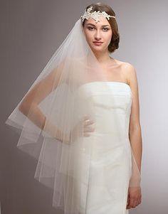 bridal veils, birdcage veils