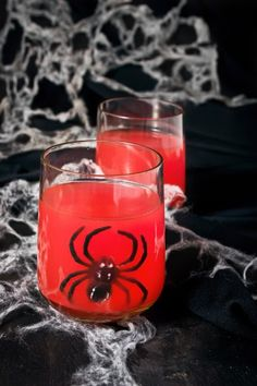 Bloody punch for Halloween. Recipe here: http://recipes-read.com/2015/10/21/bloody-punch-for-halloween/