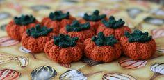 Ravelry: Amigurumi Pumpkin (in spiral) by Amiguria pattern by Amiguria Amigurumi