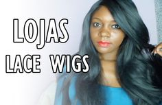Onde Comprar Lace Wigs ( Perucas Full e Lace Front)