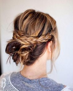 Image result for mother of the bride hairstyles half up Medium