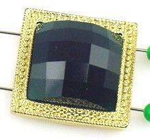 1 large square slider bead 9059 - Mobile Boutique