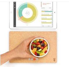 THE-ORANGE-CHEF-CO-PREP-PAD-Williams-Sonoma-Smart-Food-Scale-NIB-150