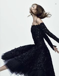 Shall We Dance (Vogue China)