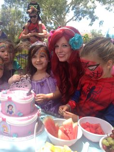 Mermaid/Arial party's -performers are available to host your child's party and provide kids entertainment for a magical time. Parties are available in Adelaide, Melbourne, Perth, Sydney, and Brisbane
