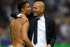 """Zidane the key to Madrid season    Real Madrid star Cristiano Ronaldo lauded coach Zinedine Zidane as the key to his side's Champions League success.  Zidane 44 replaced Rafael Benitez at the start of January leading Madrid to European glory thanks to a penalty shoot-out victory over city rivals Atletico in the final.  Ronaldo who scored 51 goals in all competitions last season paid tribute to Zidane as the reason his team's campaign turned around.  """"Zidane was the key to our season"""" he…"""