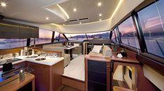 Prestige 500 Flybridge Yacht f