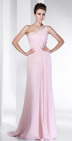 Light Pink Bridesmaid Dresses!  Come to Davison Bridal in Davison, MI for all of your wedding day and special event needs!  Call (810) 658-6070 or visit our website www.davisonbridal.com for more information!