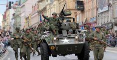 Convoy of Liberty >>> NEDĚLE 7. května v 11 hodin >>>  https://plzen.cz/tag/convoy-of-liberty/