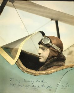 Theodore Gildred Good Will Flight to South America Ryan B-5 by San Diego Air & Space Museum Archives, via Flickr