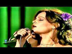 Rocio Durcal - Me nace del corazon - YouTube
